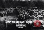 Image of Japanese-American soldiers France, 1944, second 6 stock footage video 65675037896
