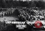 Image of Japanese-American soldiers France, 1944, second 7 stock footage video 65675037896