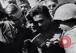 Image of Japanese-American soldiers France, 1944, second 10 stock footage video 65675037896