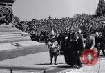 Image of Benito Mussolini Rome Italy, 1938, second 8 stock footage video 65675037901