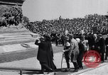 Image of Benito Mussolini Rome Italy, 1938, second 11 stock footage video 65675037901