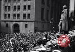 Image of U.S. Merchant Marine commemoration ceremony New York City USA, 1944, second 9 stock footage video 65675037906