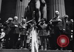 Image of U.S. Merchant Marine commemoration ceremony New York City USA, 1944, second 12 stock footage video 65675037906