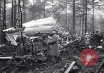 Image of Plane crash Morrow Georgia USA, 1941, second 6 stock footage video 65675037915
