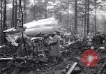 Image of Plane crash Morrow Georgia USA, 1941, second 7 stock footage video 65675037915
