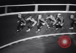 Image of skating competition Chicago Illinois USA, 1941, second 10 stock footage video 65675037916