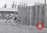 Image of Cleveland Indians baseball team in Spring training Fort Myers Florida USA, 1941, second 9 stock footage video 65675037922