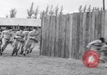 Image of Cleveland Indians baseball team in Spring training Fort Myers Florida USA, 1941, second 10 stock footage video 65675037922