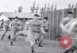 Image of Cleveland Indians baseball team in Spring training Fort Myers Florida USA, 1941, second 12 stock footage video 65675037922