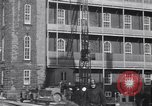 Image of fire fighters Montreal Quebec Canada, 1941, second 9 stock footage video 65675037923
