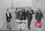 Image of King Humbert Sitge Spain, 1949, second 3 stock footage video 65675037928