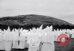 Image of Ku Klux Klan gathering Atlanta Georgia USA, 1949, second 3 stock footage video 65675037929