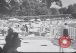 Image of French swimmers France, 1949, second 4 stock footage video 65675037930