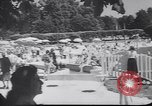 Image of French swimmers France, 1949, second 5 stock footage video 65675037930