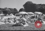 Image of French swimmers France, 1949, second 7 stock footage video 65675037930