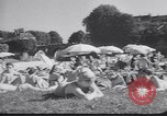 Image of French swimmers France, 1949, second 8 stock footage video 65675037930