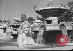 Image of French swimmers France, 1949, second 10 stock footage video 65675037930