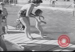 Image of French swimmers France, 1949, second 12 stock footage video 65675037930