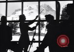 Image of skiing Oregon United States USA, 1949, second 4 stock footage video 65675037931