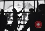 Image of skiing Oregon United States USA, 1949, second 5 stock footage video 65675037931