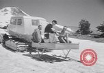 Image of skiing Oregon United States USA, 1949, second 11 stock footage video 65675037931