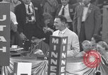 Image of Estes Kefauver speaks at convention Chicago Illinois USA, 1956, second 2 stock footage video 65675037942