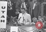 Image of Estes Kefauver speaks at convention Chicago Illinois USA, 1956, second 5 stock footage video 65675037942
