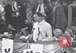 Image of Estes Kefauver speaks at convention Chicago Illinois USA, 1956, second 8 stock footage video 65675037942