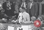Image of Estes Kefauver speaks at convention Chicago Illinois USA, 1956, second 9 stock footage video 65675037942