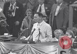 Image of Estes Kefauver speaks at convention Chicago Illinois USA, 1956, second 11 stock footage video 65675037942