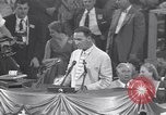 Image of Estes Kefauver speaks at convention Chicago Illinois USA, 1956, second 12 stock footage video 65675037942