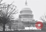 Image of Capitol building Washington DC USA, 1956, second 5 stock footage video 65675037943