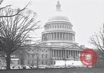 Image of Capitol building Washington DC USA, 1956, second 6 stock footage video 65675037943