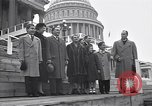 Image of Capitol building Washington DC USA, 1956, second 10 stock footage video 65675037943