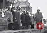 Image of Capitol building Washington DC USA, 1956, second 11 stock footage video 65675037943