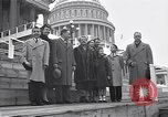 Image of Capitol building Washington DC USA, 1956, second 12 stock footage video 65675037943