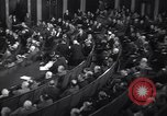 Image of Joseph Martin and Sam Rayburn in Congress Washington DC USA, 1956, second 7 stock footage video 65675037944
