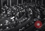 Image of Joseph Martin and Sam Rayburn in Congress Washington DC USA, 1956, second 9 stock footage video 65675037944