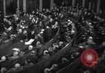 Image of Joseph Martin and Sam Rayburn in Congress Washington DC USA, 1956, second 10 stock footage video 65675037944