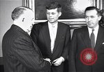 Image of John F Kennedy Washington DC USA, 1953, second 2 stock footage video 65675037945