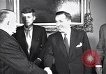 Image of John F Kennedy Washington DC USA, 1953, second 5 stock footage video 65675037945