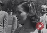 Image of John F Kennedy Washington DC USA, 1956, second 5 stock footage video 65675037948