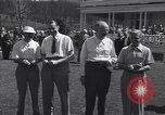 Image of The Duke of Windsor plays golf Washington DC USA, 1956, second 6 stock footage video 65675037952