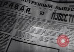 Image of Joseph Stalin Moscow Russia Soviet Union, 1944, second 11 stock footage video 65675037960