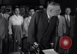 Image of US Korea Mutual Defense Treaty Seoul Korea, 1953, second 10 stock footage video 65675037988