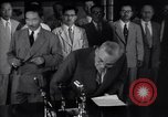 Image of US Korea Mutual Defense Treaty Seoul Korea, 1953, second 11 stock footage video 65675037988