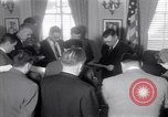 Image of James C Hagerty Washington DC USA, 1953, second 3 stock footage video 65675037994