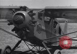 Image of pilot Ethiopia, 1935, second 10 stock footage video 65675038010
