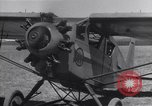 Image of pilot Ethiopia, 1935, second 11 stock footage video 65675038010