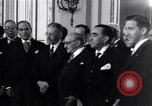 Image of Diplomats and Military officers Havana Cuba, 1934, second 9 stock footage video 65675038011